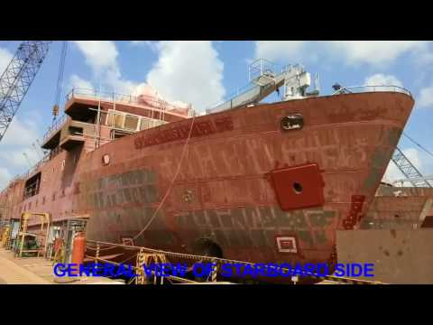 Video Pembangunan Coaster Ship 2000 GT Paket  H HN 56 Minggu 4 Juli 2017
