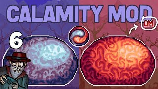 Terraria # 6 OVERPOWERED BOSS!! ABYSS BIOME! -  Calamity Mod D-Mode Let's Play