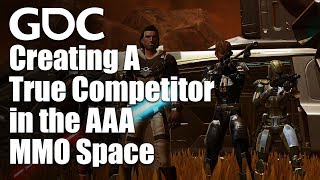 Star Wars: The Old Republic - Creating A True Competitor in the AAA MMO Space