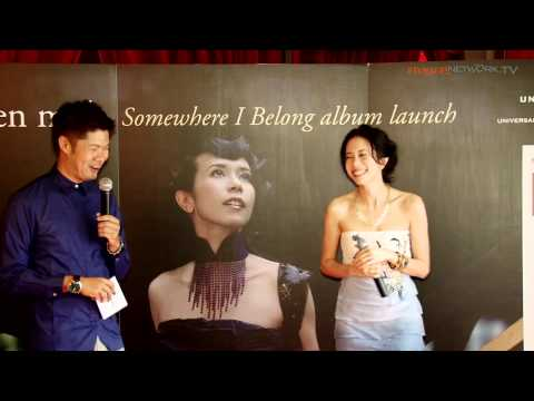 Press Conference with Karen Mok in Singapore Part 1