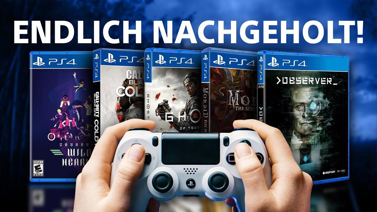 Sind das PlayStation Geheimtipps?