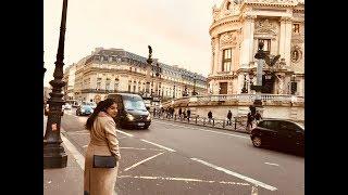 My 4 days trip to Paris