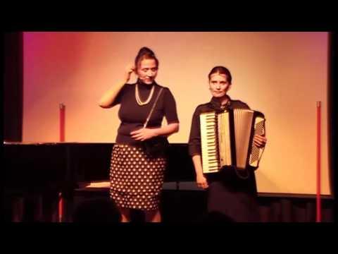 Fräulein Cäsar und La Signora improvisieren