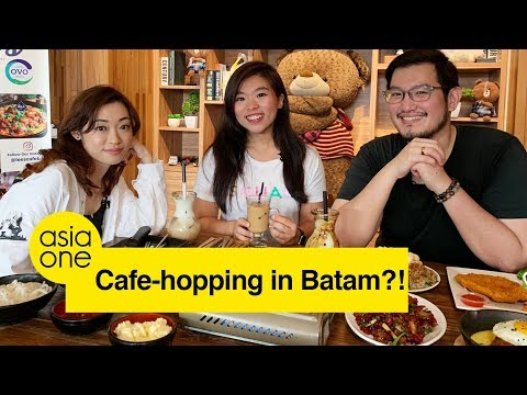 #JoeyJios finale: My job sent me cafe-hopping in Batam for free