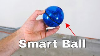 This Ball Can Solve Mazes and Never Gets Stuck!