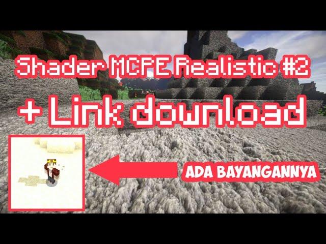Shaders MCPE (Realistic) Part 2 #1