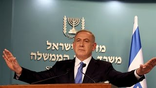 Israeli PM slams US on Israeli-Palestinian issues