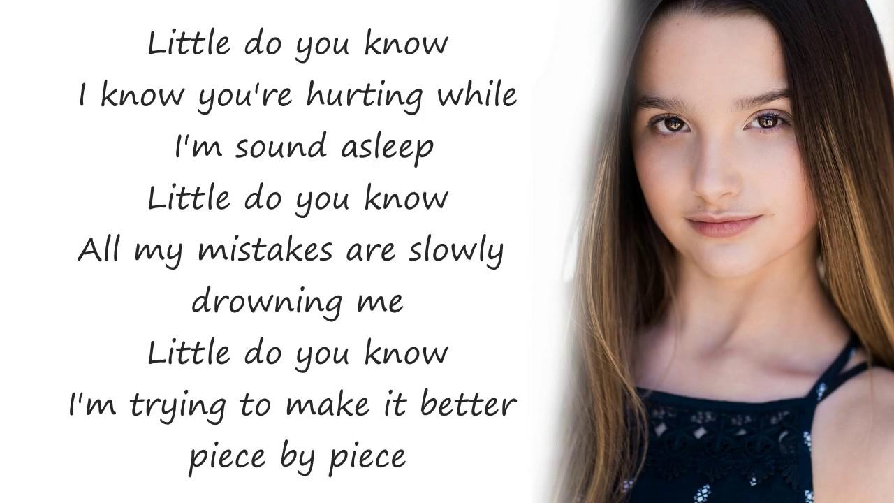 DMA'S – Do I Need You Now? Lyrics | Genius Lyrics