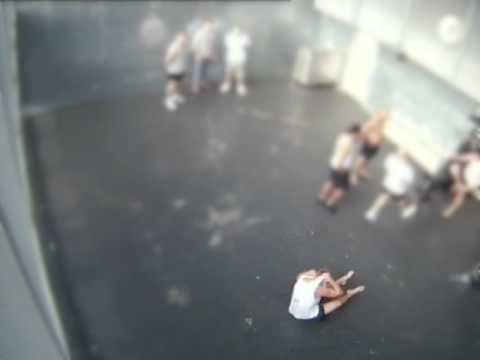 Mt Eden prison assault
