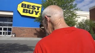 GRANDPA GOES TO BEST BUY!