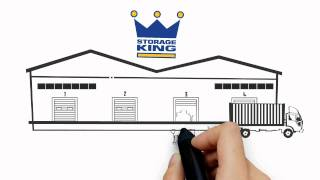Storage King proudly supporting The McGrath Foundation in October