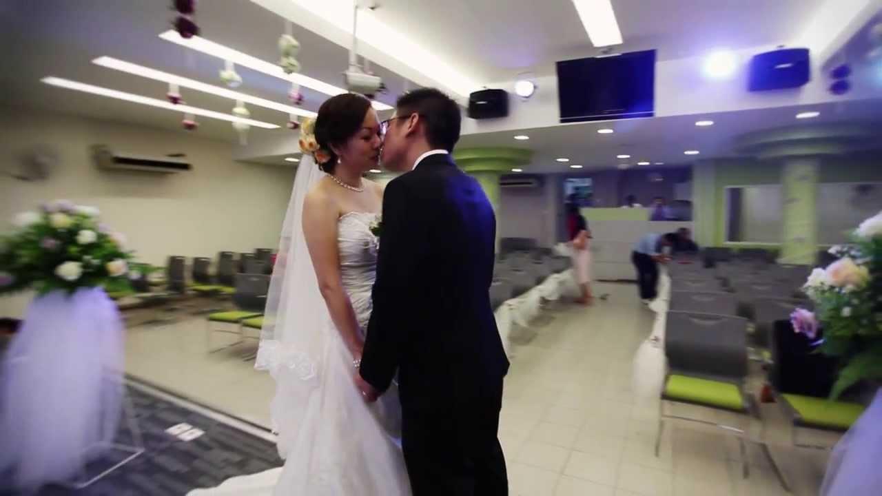 Alvin Syivia Malaysia Chinese Church Wedding Video By Team Aarics You