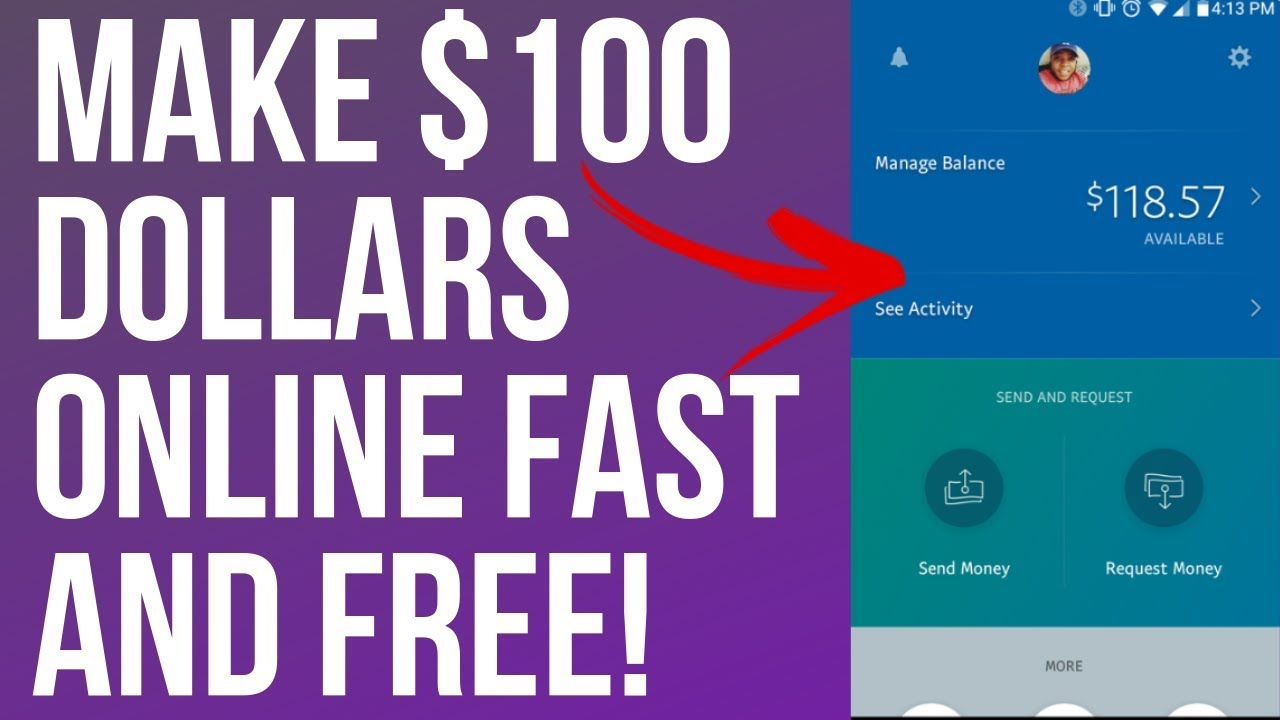 How To Make Money Online For Free (2019): Easy Ways To Make $100 Per Day!