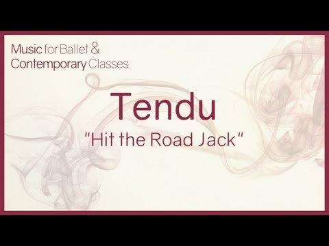 Hit The Road Jack - Piano Version For Tendu - Piano Cover Songs For Ballet Class