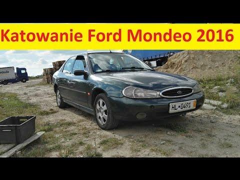 Katowanie Ford Mondeo 18 TD