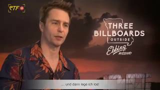 Sam Rockwell über Three Billboards Outside Ebbing, Missouri