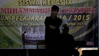 Fikran Fz-Puisi Perjalanan Kubur Sutardji Calzoum Bacjri