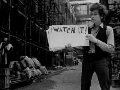 Bob Dylan: Dont Look Back - Clip