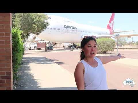 Brisbane To Winton Part 2 - Emerald To Longreach