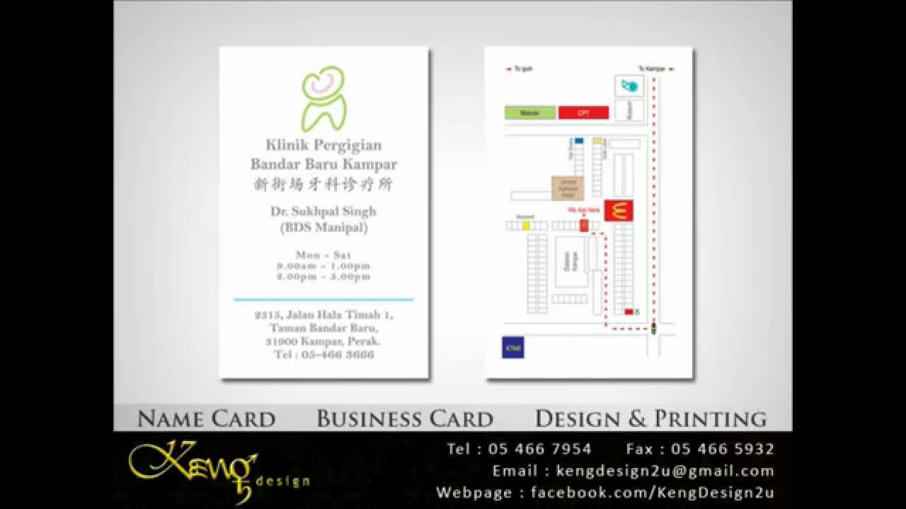Penang business card and name card design and penang business card and name card design and printing service reheart Choice Image