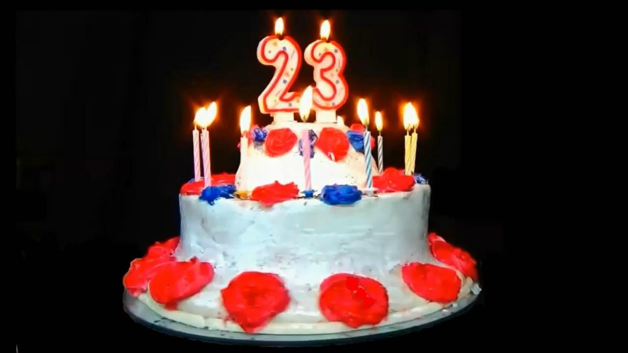 Torta De Cumpleaños. Torta De Cumpleaños Para Adultos