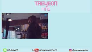[SUB INDO] Taeyeon - Fine (Lirik dan Terjemahan. Lagu Korea Sedih. Korea Sad Song)