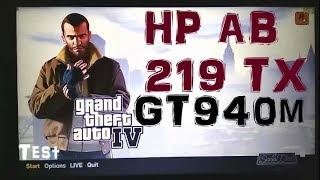 GTA 4 on GT 940m Gameplay Test (External Recording)