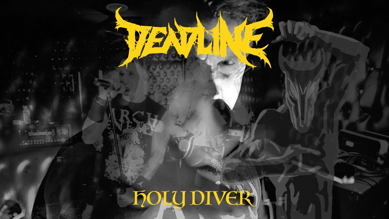 OUT NOW! Holy Diver (Official Video)