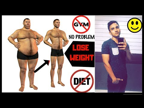 Lose Weight WITHOUT GYM and WITHOUT DIET | THE TRUTH – thebigfatFIT