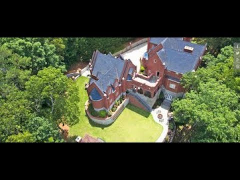 For Sale, Georgian Manor, East Cobb County, Marietta, GA, USA - Unravel Travel TV