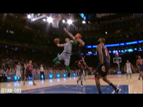 Jayson Tatum Highlights vs New York Knicks (11 pts, 5 reb, 4 ast, 4 stl)