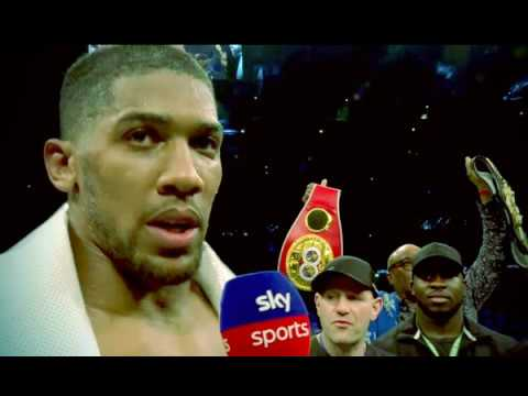 WHY ANTHONY JOSHUA GETS MORE RESPECT THAN DEONTAY WILDER !