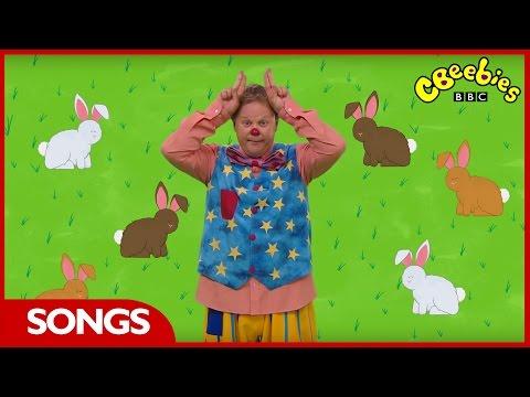 CBeebies: Something Special - Sleeping Bunnies - Nursery Rhyme