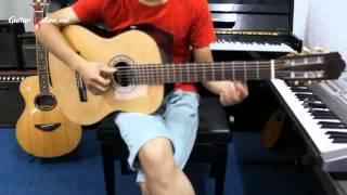 Hướng dẫn Guitar   Nơi tình yêu bắt đầu Bản Phối Khí Của Bằng Kiều Lam Anh   YouTube
