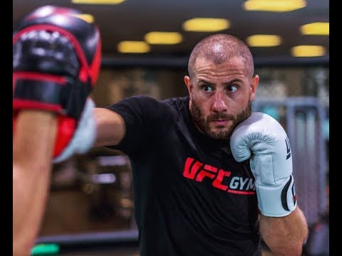 YENI!! NEW !! Gokhan Saki training for Henrique da Silva UFC l Work Fighters