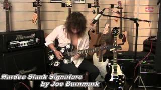 Guitar Empire Hardee Slank Signature Model Demonstration by Joe Burnmark