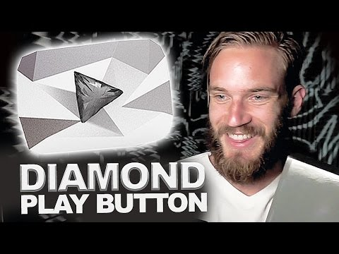 THE DIAMOND PLAY BUTTON!! (Part 1) Mp3