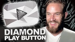 DIAMOND PLAY BUTTON UNBOXING!!