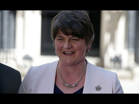 DUP plans to vote with Labour on NHS pay and tuition fees