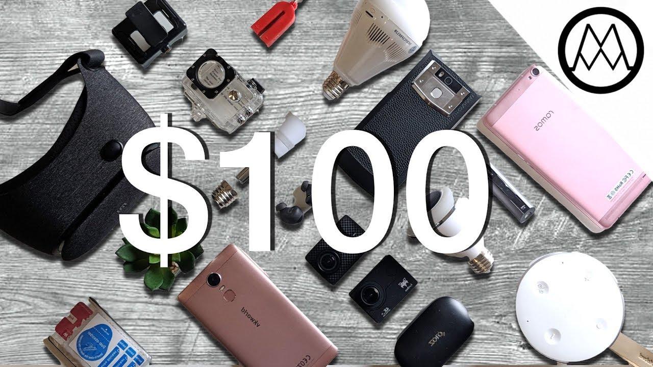 Cool Tech Under 100 December