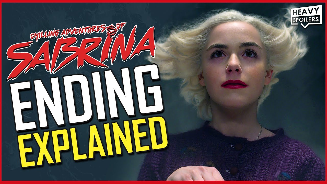 Download CHILLING ADVENTURES OF SABRINA Season 4 Ending Explained, Part 5 News, Easter Eggs & Spoiler Review