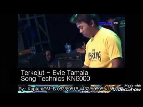 Terkejut - Evie Tamala (Song KN600)