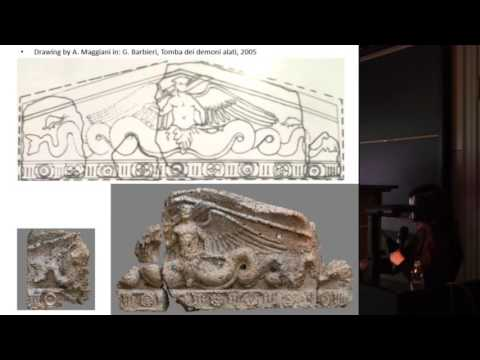 Documenting facades of Etruscan rock─cut tombs: From 3D recording to archaeological analysis