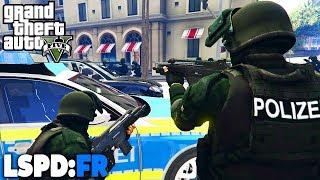 GTA 5 LSPD:FR - Krasser SEK / SWAT Einsatz! - Deutsch - Polizei Mod #48 Grand Theft Auto V