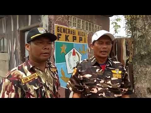 Polsek Sunggal : Dukungan Pilkada Damai dari OKP FKPPI Kec. Medan Sunggal