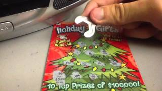 Holiday Gifts from Pennsylvania Lottery Part B