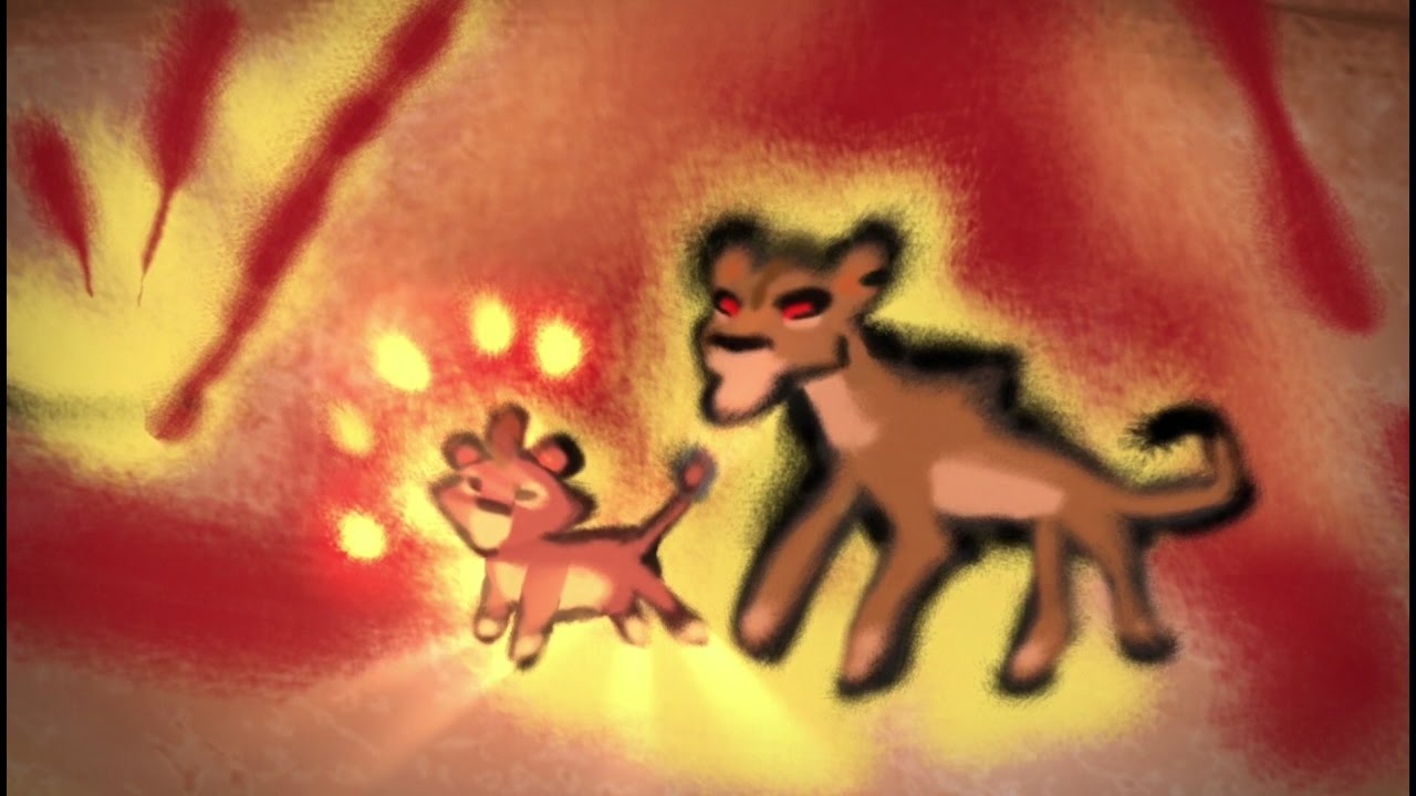 Download Lion Guard: Zira's Story | Lions of the Outlands HD Clip