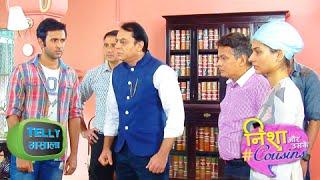 Nisha stands for Kabir in Nisha Aur Uske Cousins   Star Plus