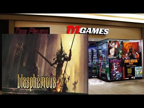 Blasphemous - Game and Chill |