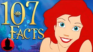 107 The Little Mermaid Facts - (ToonedUp #180) | ChannelFrederator